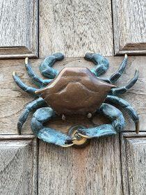 Crab Door Knocker Mehr
