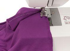 Näh-Tipp: Jersey-Stoffe verarbeiten | buttinette Blog