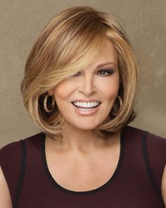 Upstage Lace Front & Monofilament Synthetic Wig by Raquel Welch - Lace Front Wigs - Best Wig Outlet®