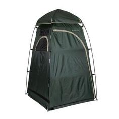 GigaTent Portable Pop Up Changing Room Green-ST002 - The Home Depot Scout Camping, Tent Camping, Campsite, Tent Set Up, Pop Up Tent, Pop Up Changing Room, Sun Shade Tent, Portable Outdoor Shower, Camping Toilet