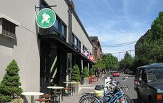 VEGAN MINI MALL - Portland gave birth to the world's first Vegan Mini-Mall (1217 SE Stark St), complete with bakeries, grocery stores, Fashion Stores and PlantFit (a training gym for vegans). A vegan lifestyle helps reduce one's environmental impact. The meat industry is a major cause of habitat depletion for wild pollinators.