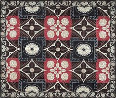 Second Time Around Quilts from Jane Blair Quilts - Still Crazy After All These Years