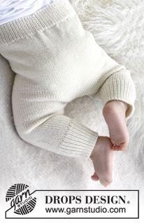 Bebés - Patrón gratuito por DROPS Design