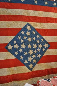 Vintage Americana Quilt
