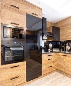 The kitchen that is top-notch white kitchen , modern kitchen , kitchen design points! Modern Kitchen Interiors, Luxury Kitchen Design, Kitchen Room Design, Kitchen Cabinet Design, Home Decor Kitchen, Interior Design Kitchen, Kitchen Furniture, New Kitchen, Kitchen Ideas