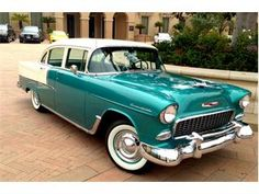 1955 Chevy Bel Aire