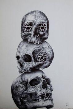 Image result for skull drawing