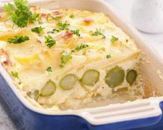 Gratin d'asperges et pommes de terre aux herbes : http://www.fourchette-et-bikini.fr/recettes/recettes-minceur/gratin-dasperges-et-pommes-de-terre-aux-herbes.html