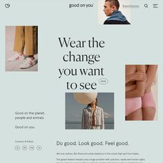 Thousands of brand ratings, articles and expertise on ethical and sustainable fashion. Theme Design, App Design, Branding Design, Flat Design, Website Layout, Web Layout, Layout Design, Website Ideas, Website Design Inspiration