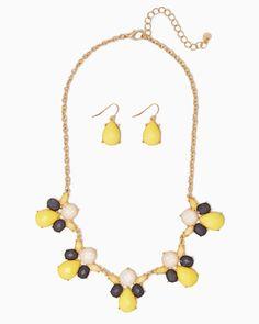 charming charlie | Candy Shop Necklace Set | UPC: 410006972117 #charmingcharlie