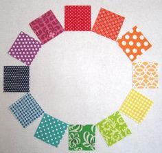 color basics for quilting.