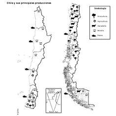 Resultado de imagen para actividades economicas en chile
