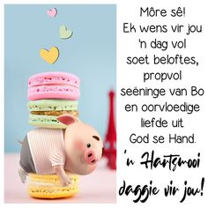 Good Morning Messages, Good Morning Greetings, Lekker Dag, Goeie More, Afrikaans, Van, Amanda, Garden, Quotes