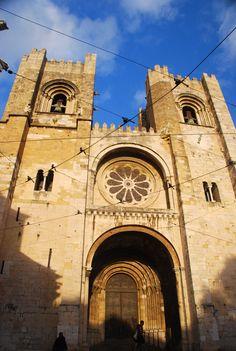 La cathédrale Sé. http://wp.me/p3Y6sE-kE