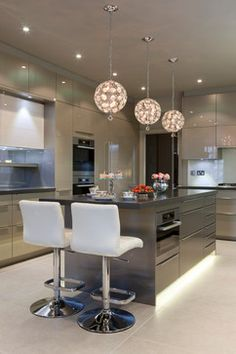 Astonishing Contemporary Kitchen Design That Will Impress You - Top Inspirations