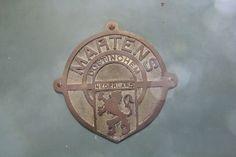 Stalen Martens kluis omstreeks Nederland omstreeks 1900