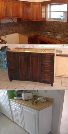 Israelcabinets, LLC is a cabinet pro. They do fabrications, installations, trim works, crown molding installations, repairs and more. They also do book cases and shelves.
