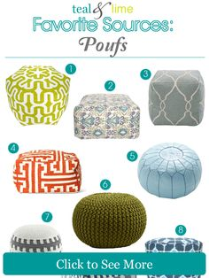 Leaked: Over 40 of My Favorite Online Furniture and Decor Sources