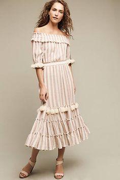 Marion Off-The-Shoulder Dress