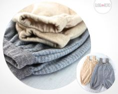 Extremely soft, cashmere overalls from Almicocca.
