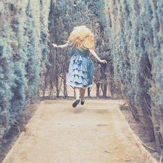 Alice, lost ...