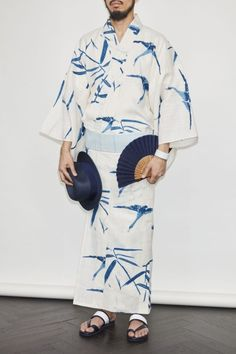 一歩先のステキな遊び心!メンズ着物「Y.&SONS」が2016年浴衣&夏着物を発表 – Japaaan 日本文化と今をつなぐ