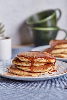 Pancakes, Snacks, Breakfast, Kitchen, Street, Food, Caramel, Morning Coffee, Appetizers