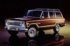 A new Jeep Grand Wagoneer could debut in 2015.