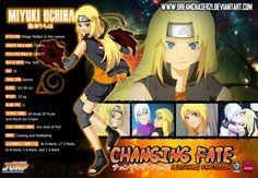 Miyuki Uchiha Bio Card (Changing Fate Part 2) by dreamchaser21 on DeviantArt