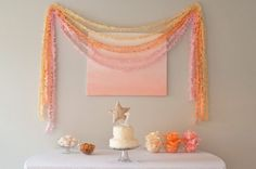 love this sweet, confetti themed birthday party ~ planned & photographed by Jenni Bailey