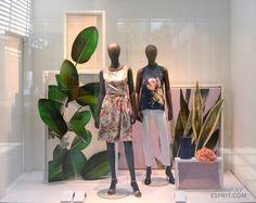 Esprit Frames Spring / Summer windows 2017 by Deck5, Germany » Retail Design Blog