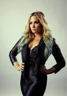 Demi Lovato has helped me throughout my eating disorder recovery. <3
