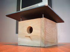 KS Modern: DIY Birdhouse