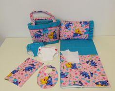 Bitty Baby Basics in Pooh & Eeyore Diaper Bag