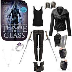 Celaena Sardothien inspired cosplay