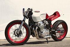 HONDA CB750 - FULLER MOTO - HELL KUSTOM