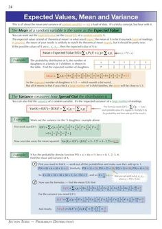 The Best Maths AS and A Level Notes