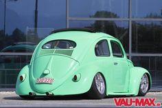 minty VW