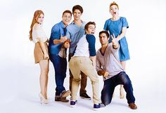 Teen Wolf Cast. love these guys!