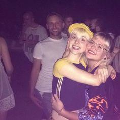 Hayley with fans in Nashville, TN