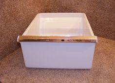 WR32X1121 WR17X2738 GE Refrigerator Crisper Drawer Pan