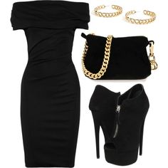 """""""The Night Will Go As Follows"""" by prettywildthing on Polyvore"""