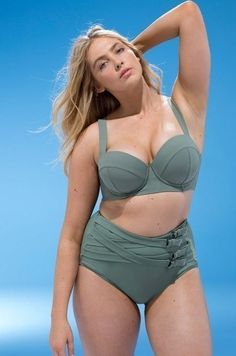 This New Plus-Size Swimwear Collection Is Unbelievably On Point