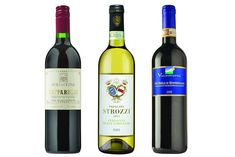 Tuscan wines,  recommended on The Wall Street Journal of June 21st 2012. I have some fabulous Tuscan wines in the past. Excellent, bold flavors.