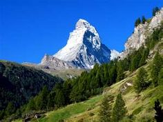 Zermatt to see the Matterhorn, Switzerland