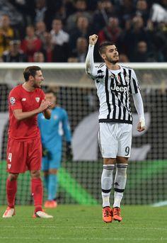 Juventus v Sevilla FC - UEFA Champions League - Pictures - Zimbio