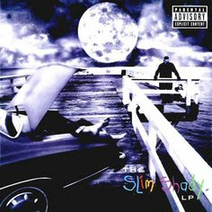 Eminem - The Slim Shady LP. The first and last Eminem album I ever listened to. Not that it wasn't dope,  just that there was soo much shIt to listen to at that time.