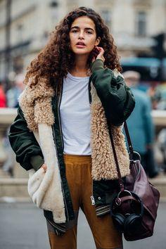 Уличный стиль: фото с Недели моды в Париже. Часть 2   Мода   STREETSTYLE   VOGUE