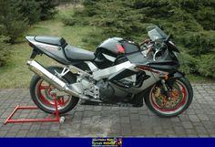 2000 Honda CBR 929 RR