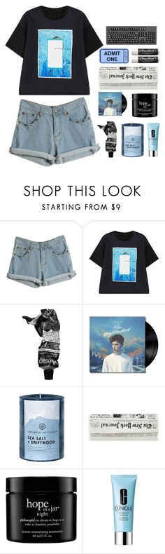 """""""hanging with you.....//RTD//"""" by beyond-my-thoughts ❤ liked on Polyvore featuring Chicnova Fashion, Aesop, Chesapeake Bay Candle, philosophy, Clinique, Chapstick and simple_sets_by_claris"""